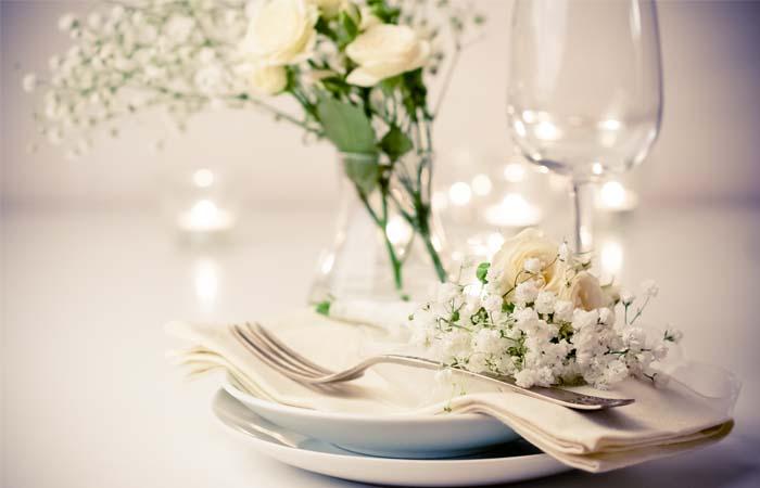 Jak zorganizować porządek gości i stołów na weselu?