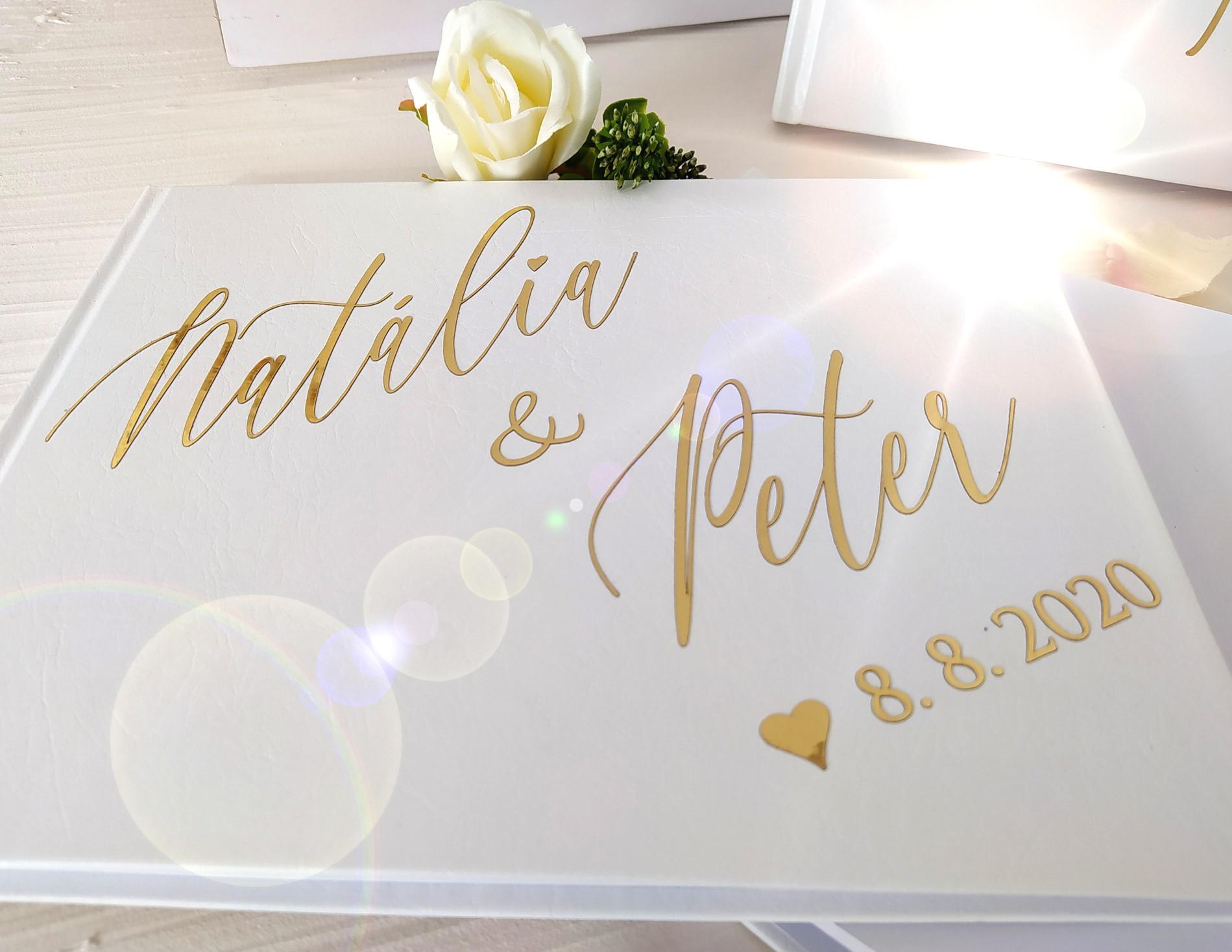 Zaprojektuj swoją księgę ślubną